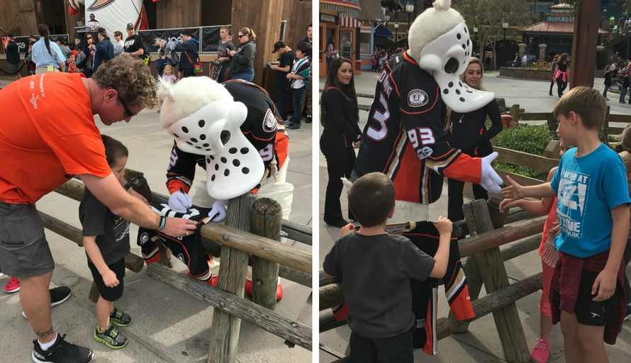 anaheim ducks event