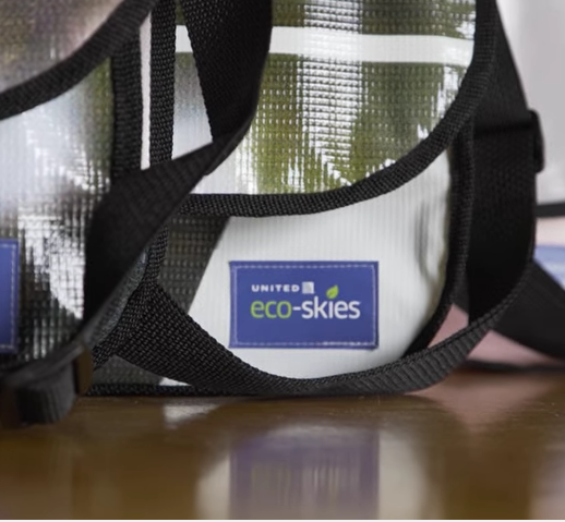 United Ecoskies Billboard and Banner Travel Bags and Gear
