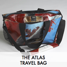 Atlas Travel Bag