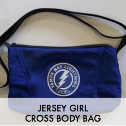 Jersey Girl Cross Body Bag