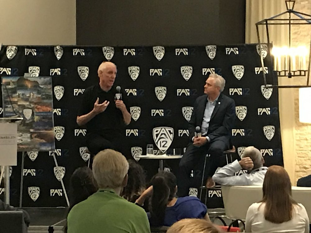 Bill walton green sports alliance