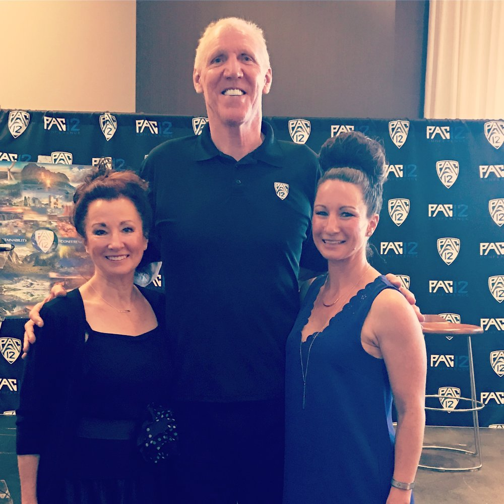 kari dells bill walton green sports alliance