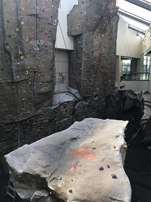 rock wall sacramento state
