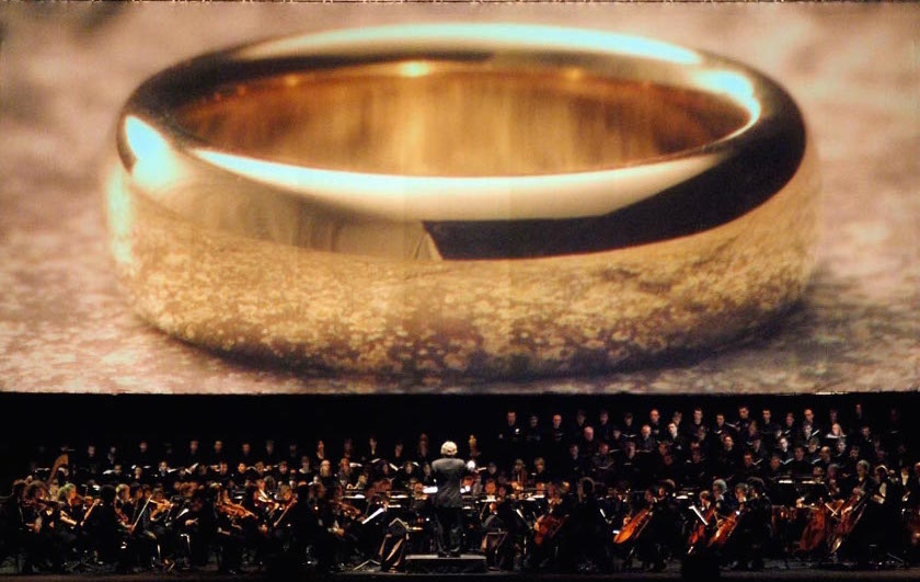 Lord of the Ring - Composed by Howard Shore