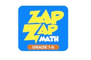 Zap Zap Math Logo