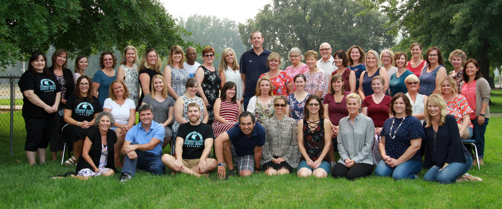 2018-2019 New Day Academy Staff and Board of Directors