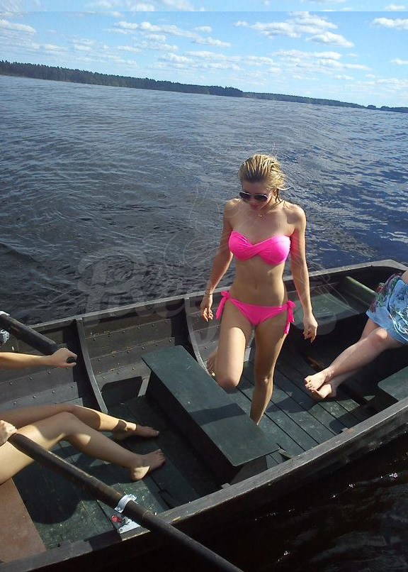 2010 My first summer with breasts