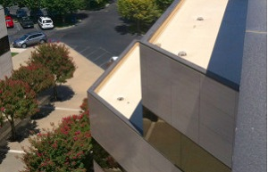 PACE Project single ply PVC roofing membrane meets the USGBC's LEED program