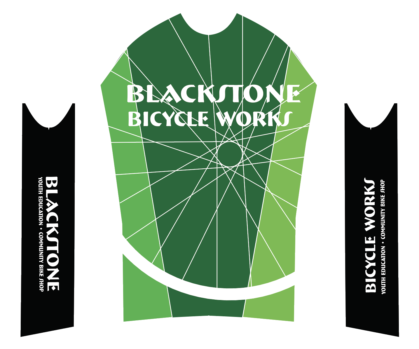Blackstone Bicycle Works Team Jersey — Experimental Station