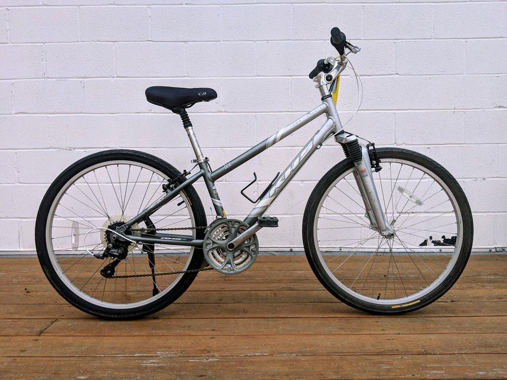 """15"""" Grey KHS DLX $280"""