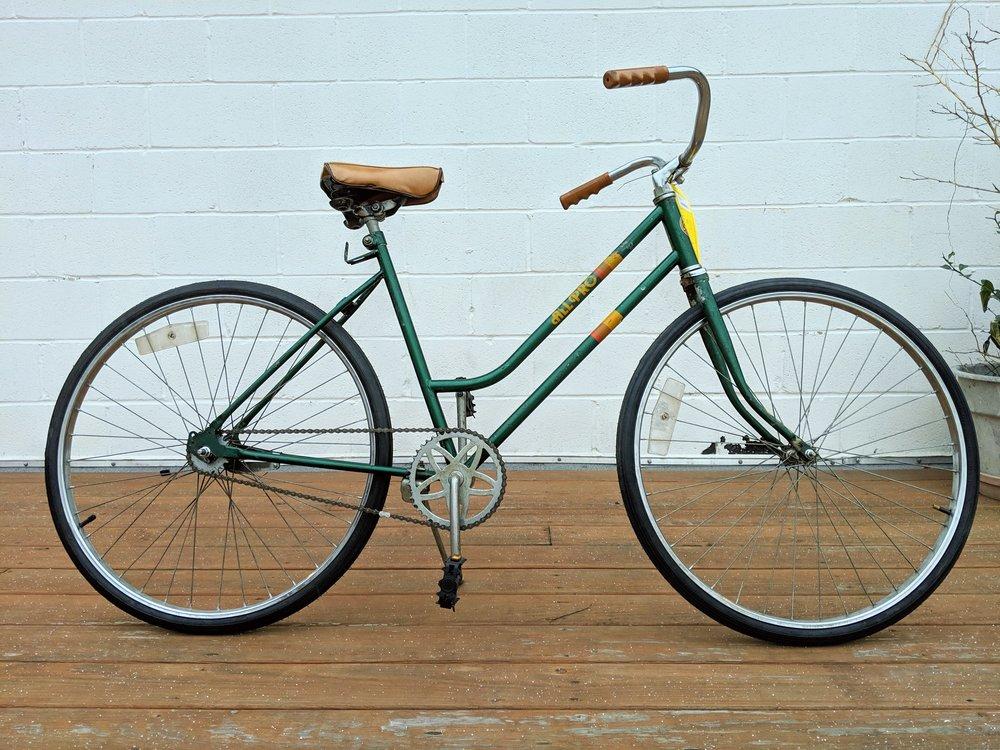 50cm Green All Pro Single Speed $170