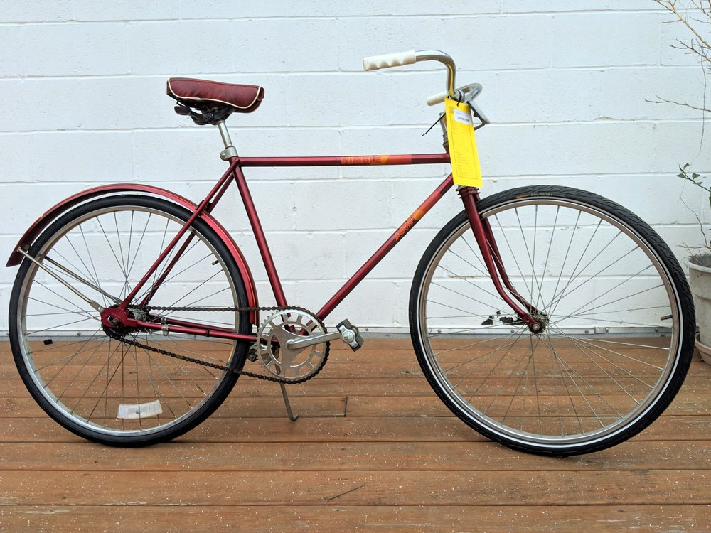 53cm Red AMF Nimble $150