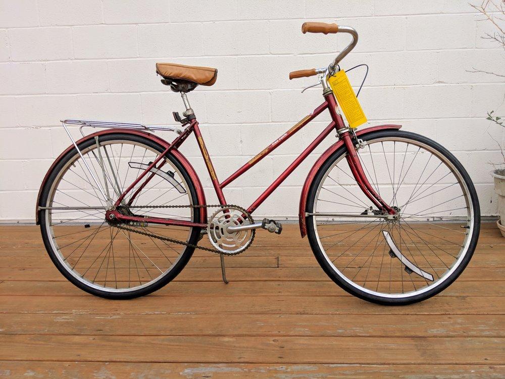 50cm Red Free Spirit Cruiser $200