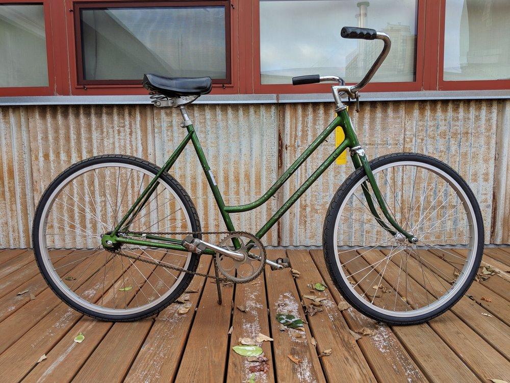 52cm Green Chicago Schwinn $200
