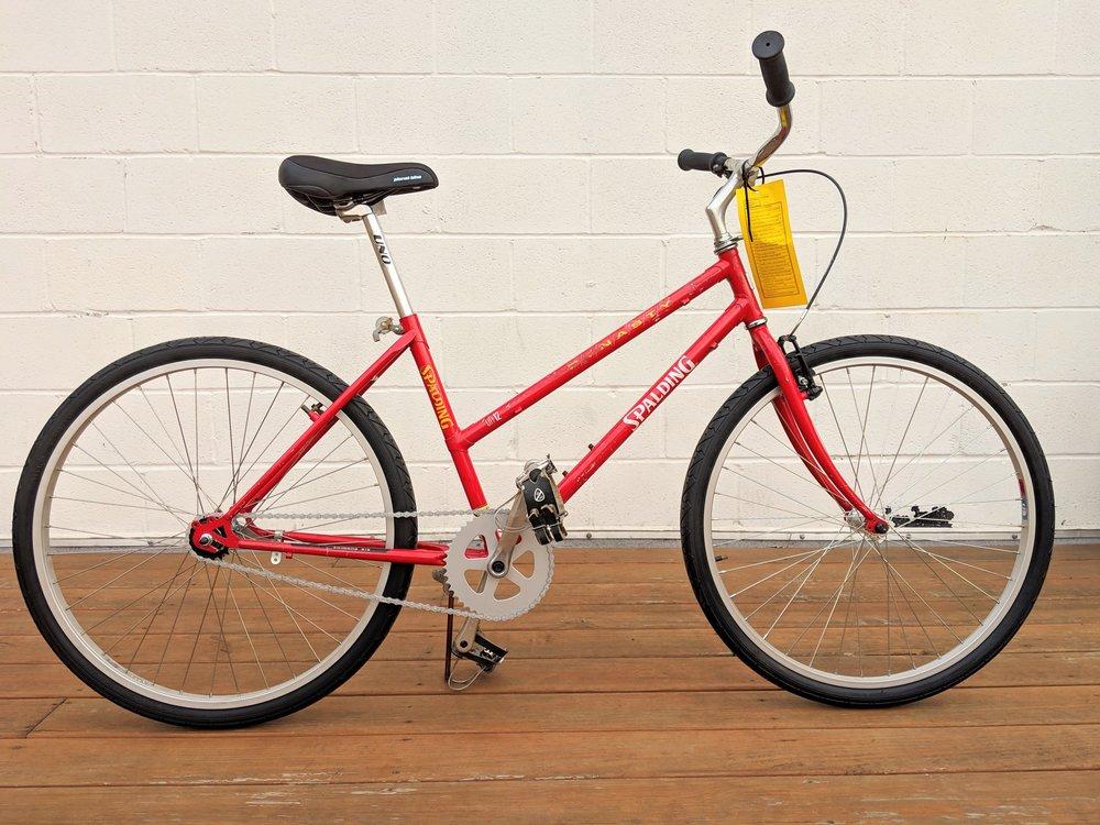 44cm Red Spalding $250