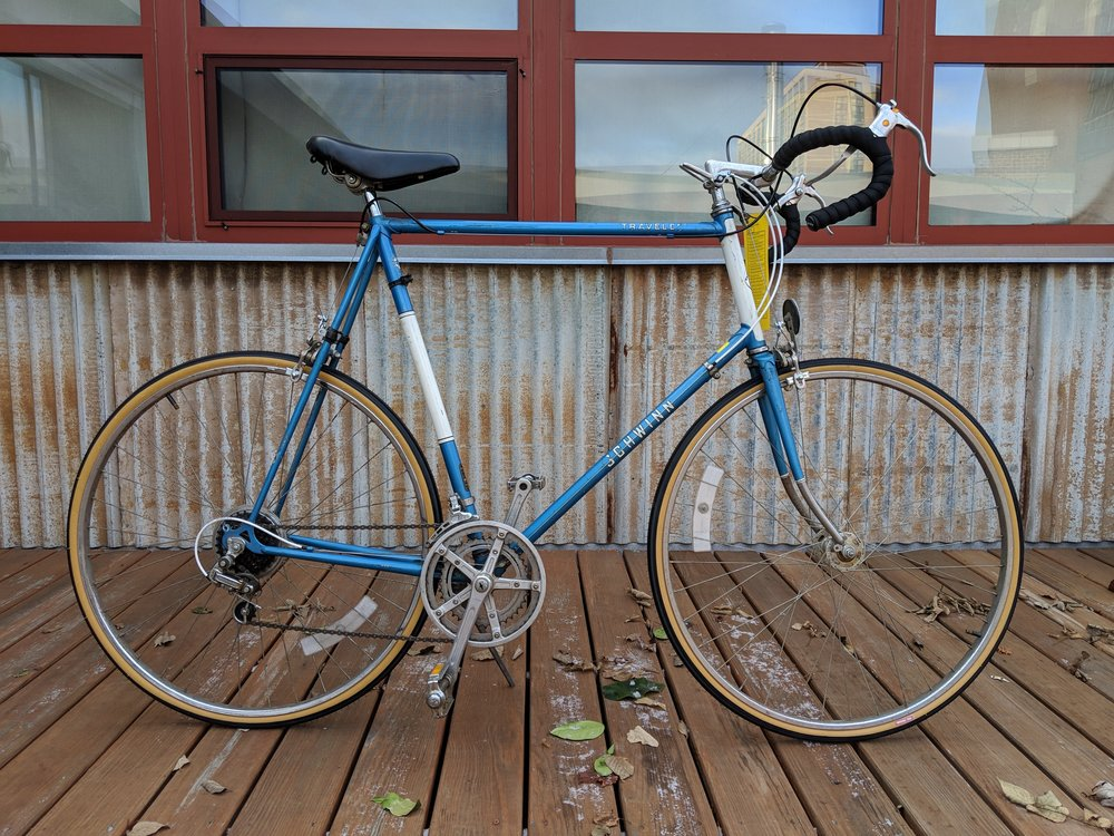 68cm Chicago Schwinn Traveler $350