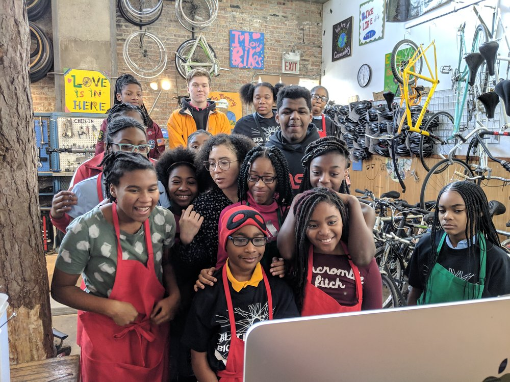 Seeking Teaching Artist to Create a Pop-up Shop with Youths at Blackstone Bicycle Works - BBW's Friday Arts Workshop is creating bike-related artist collaborations with youths for a pop-up shop.
