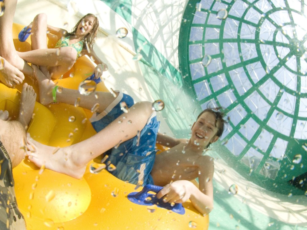 FROM DREAMS TO REALITY - WATERPARK DESIGN