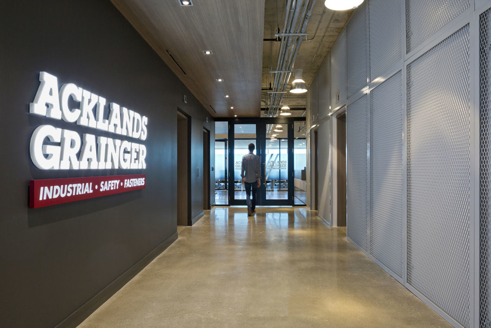 Merveilleux Acklands Grainger Inc.