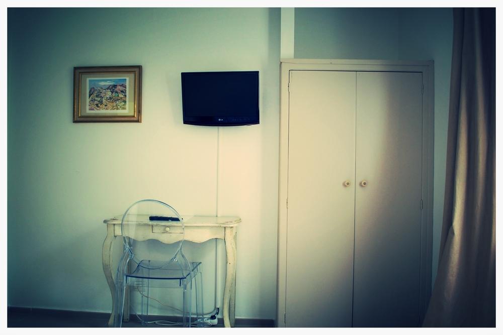 hotel aiglon olmeto - chambre