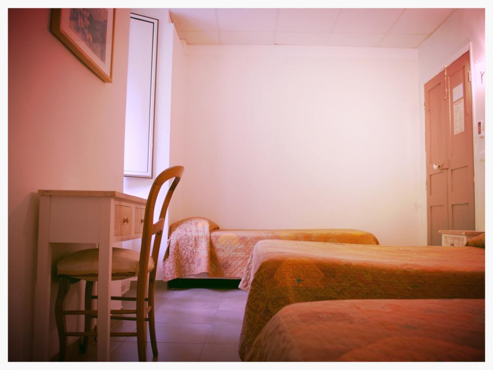 Hotel Aiglon Olmeto - Chambre quadruple
