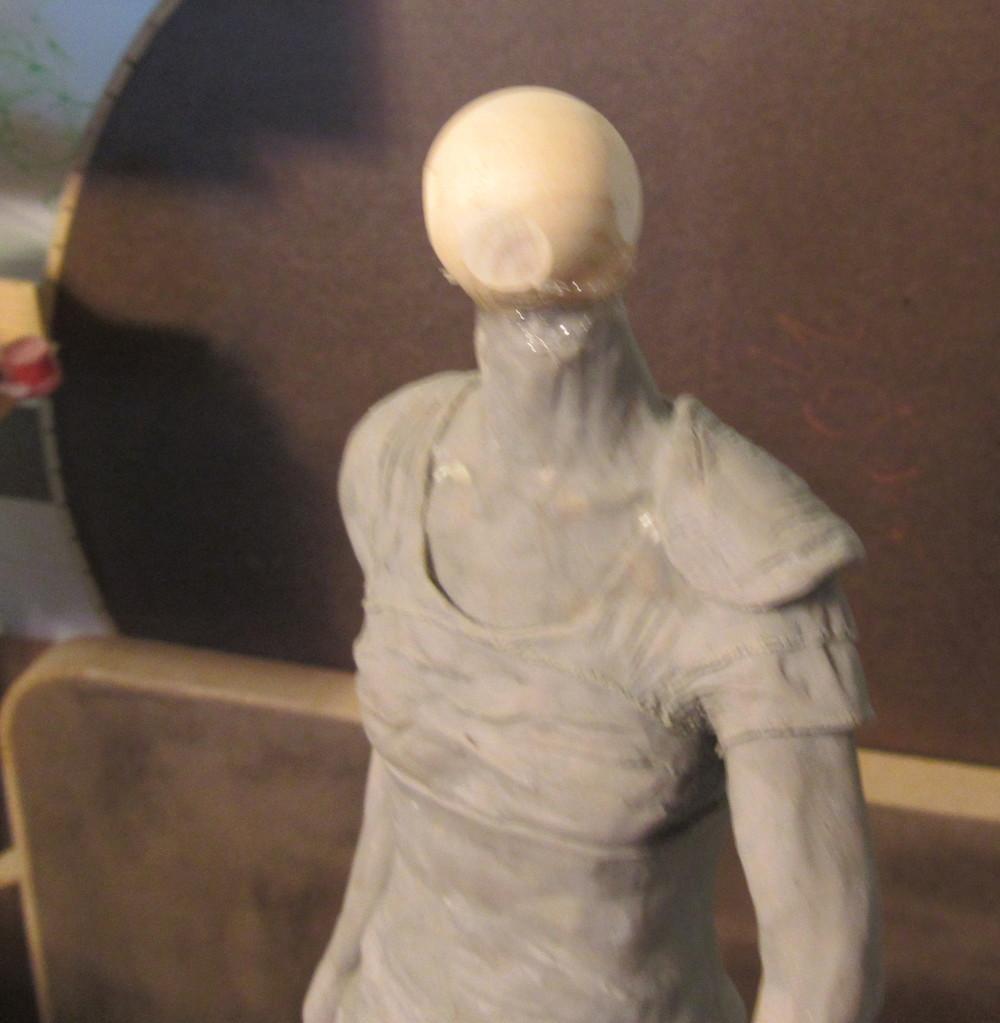 lil wooden skull