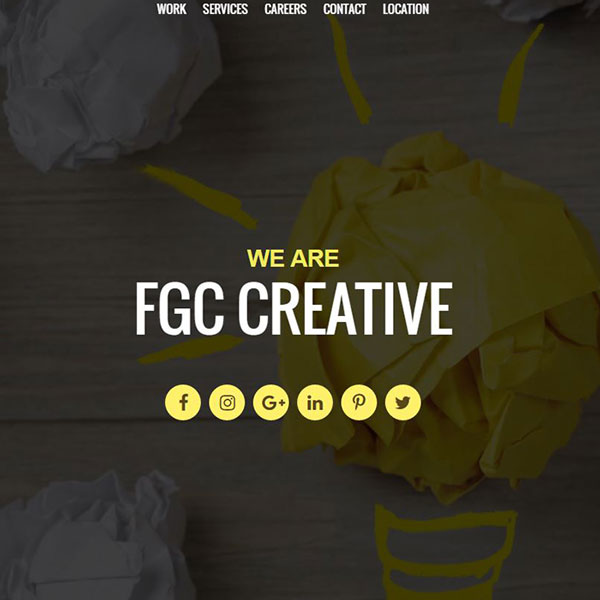 FGC CREATIVE SITE