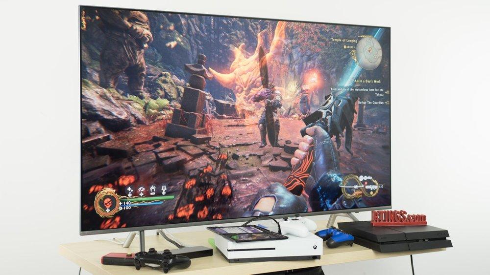 4K TVs for the Xbox One X — XONEBROS