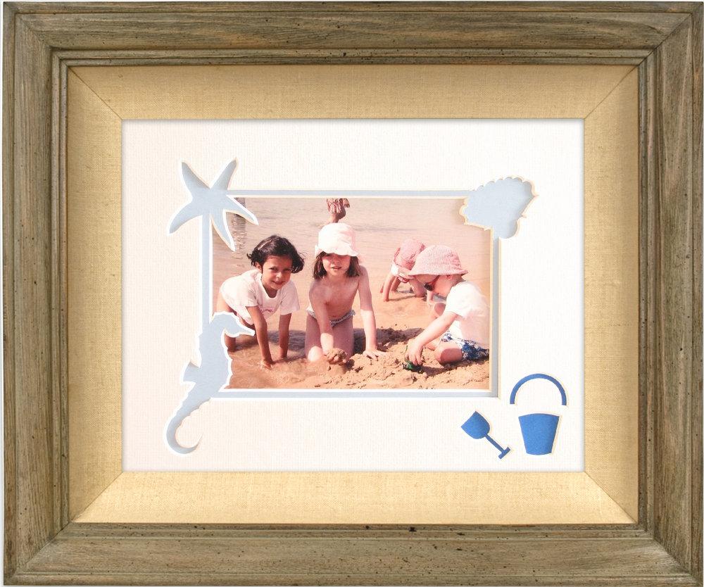 Beach Kids Framed.jpg