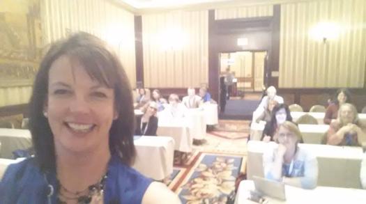 Meg Teaching a Class at WCAF 2018
