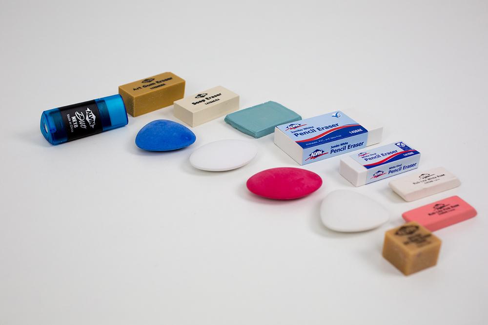 Alvin® Erasers