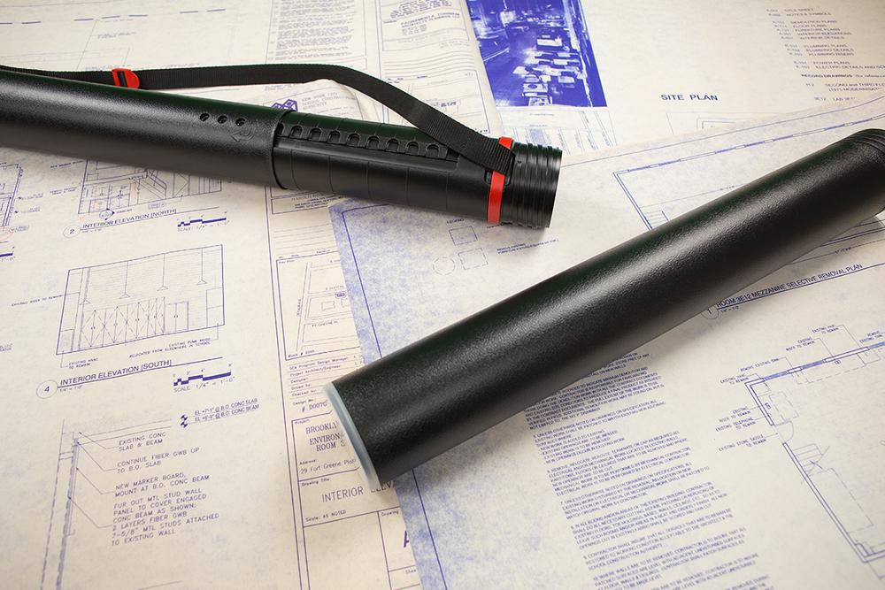 "Alvin® Twist-Lock Telescoping Tube 3"" I.D. (47"" - 62"" Length) Item No. BAT2"