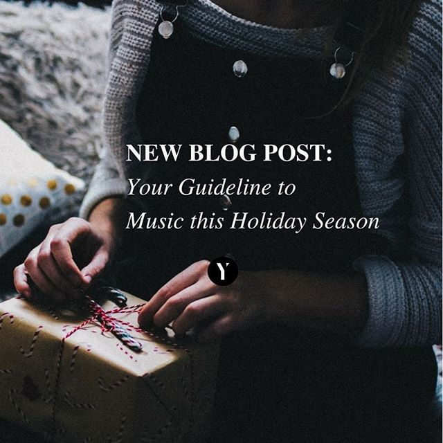 Our music genius/content creator @heyterrinicole just created the ultimate blog post to find the best Christian Christmas music! Check out the blog post on our website and click the link in our bio for the Christmas playlist curated as well by our girl Terri (it's not your average faith-based Holiday music)! Let us know your fave tune on the playlist!