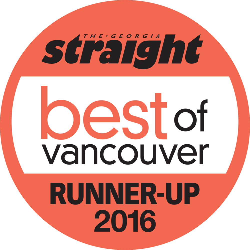 We're one of Vancouver's top 3 adventure travel companies!