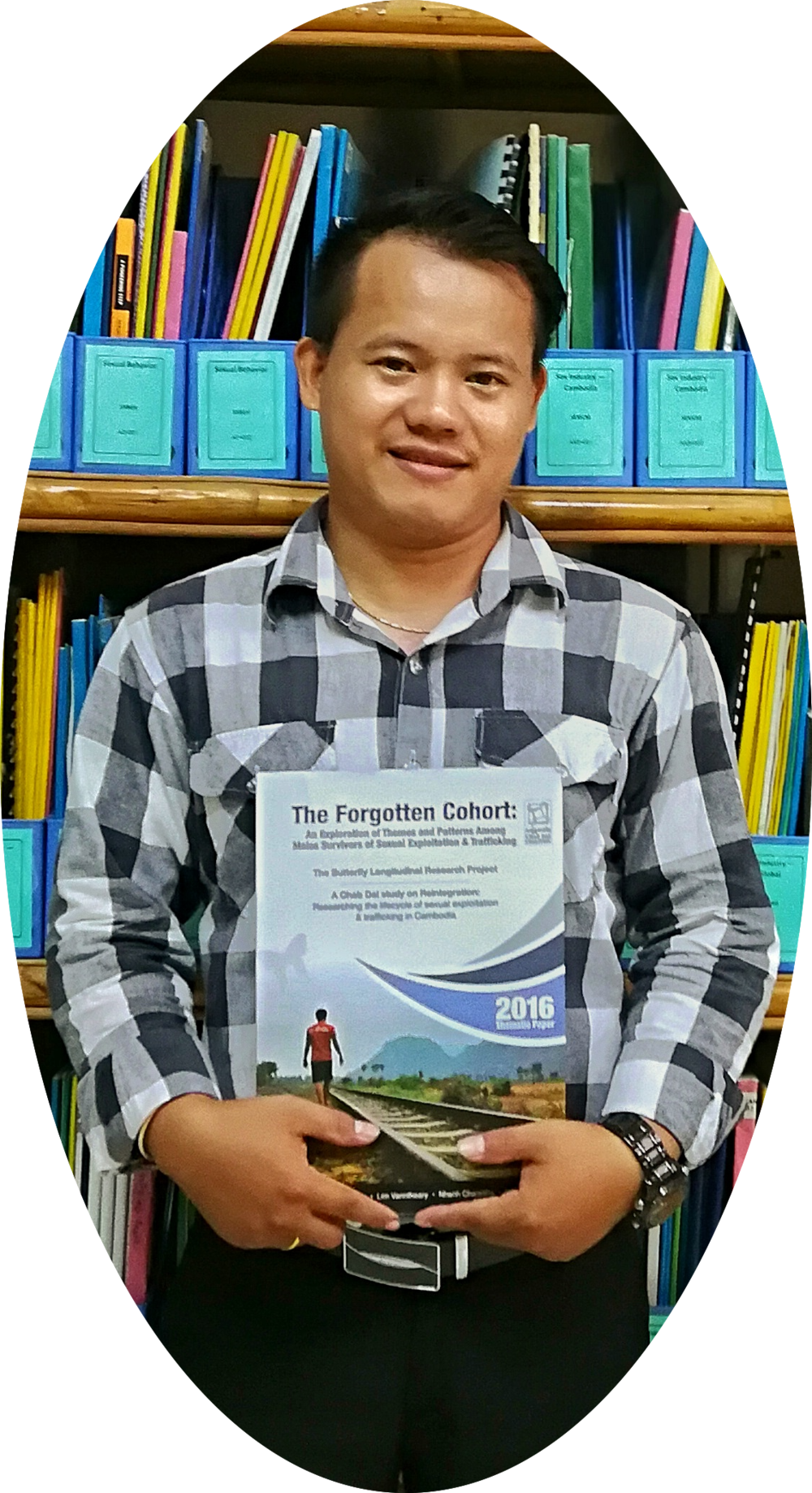 Sreang Phaly, Project Administrator/Researcher