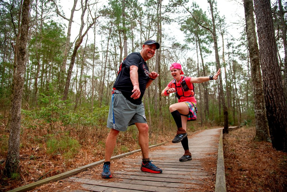 Rocky Raccoon Endurance Trail Run - 100 Miles . 100 KMFebruary 1-2, 2020