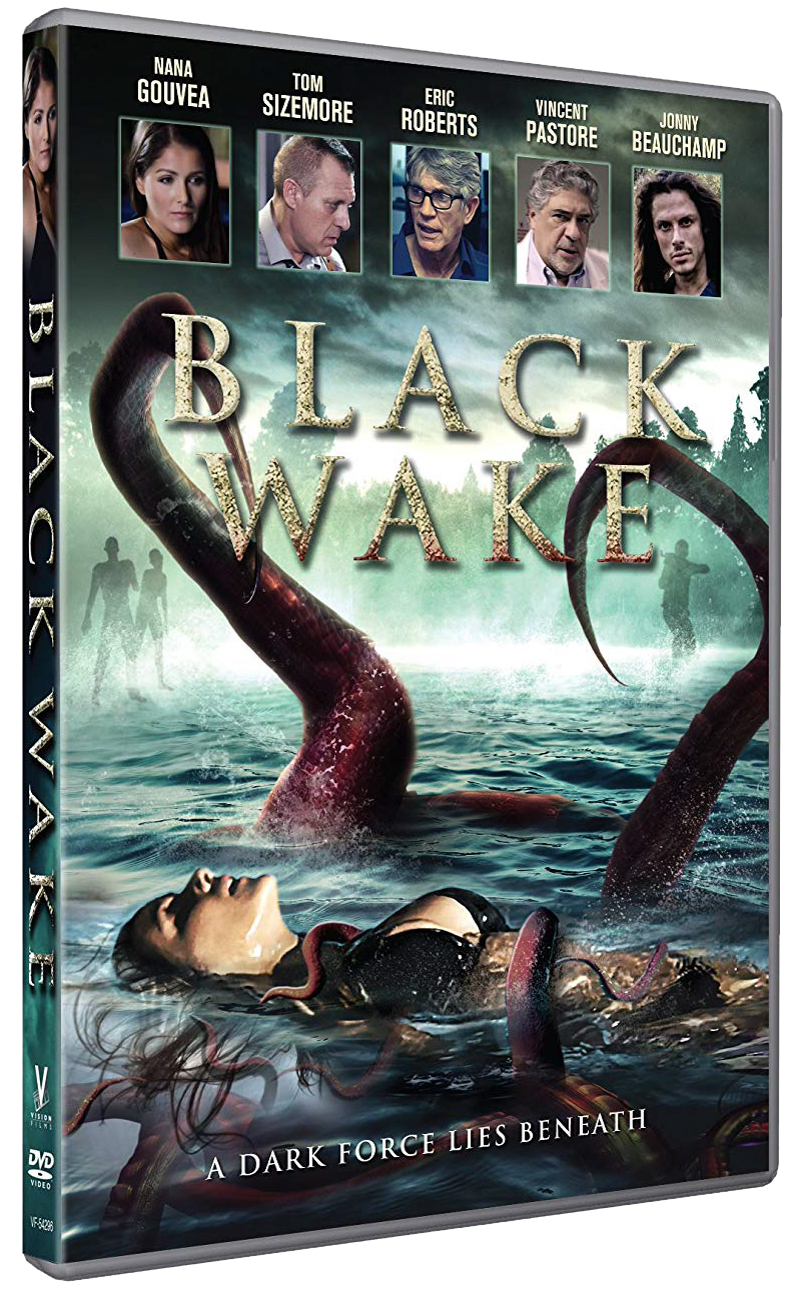 OWN IT TODAY ON DVD - Buy BLACK WAKE DVD on AMAZON