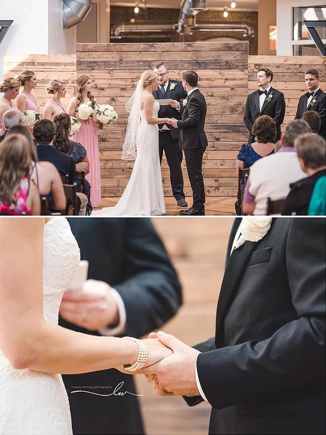 Chelsea Garret The Point Kentucky Wedding