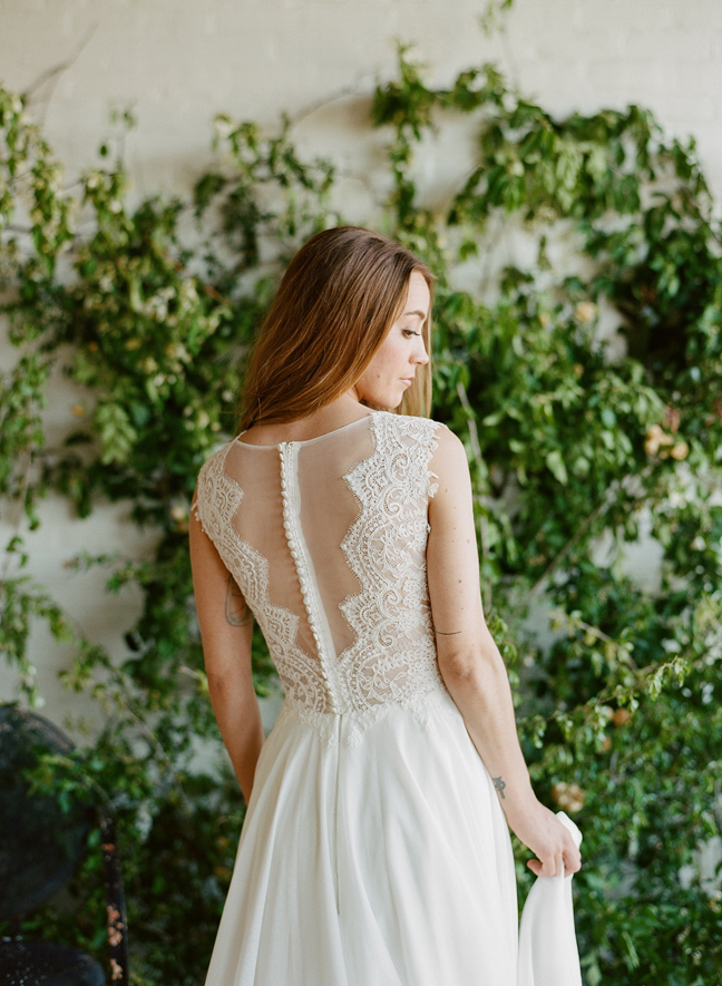 Couture Closet Bridal Boutique Whitney Neal Back