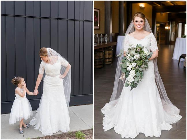 Couture Closet Bridal Boutique Megan Lillian West Portrait
