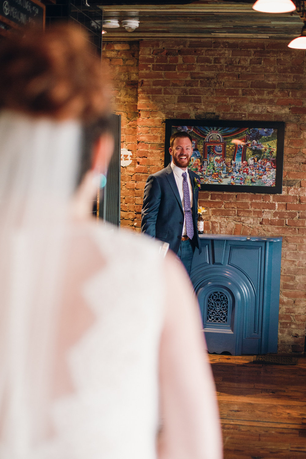 Ben + Carly //  Photography Kriech-Higdon Photography  //  See Ben + Carly's Wedding HERE