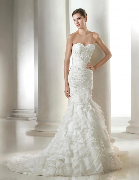 Eresma by San Patrick for Pronovias