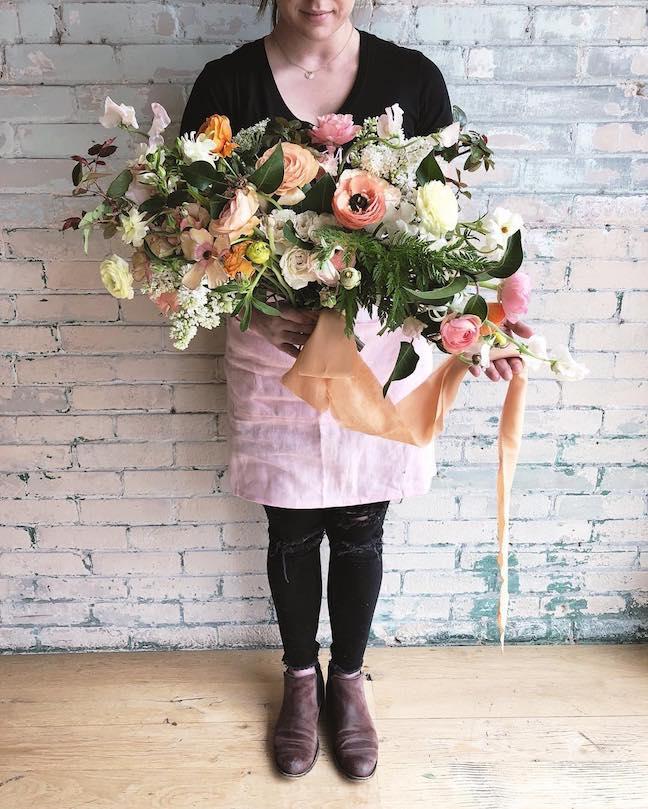 Couture Closet-State + Arrow-Kentucky Florist
