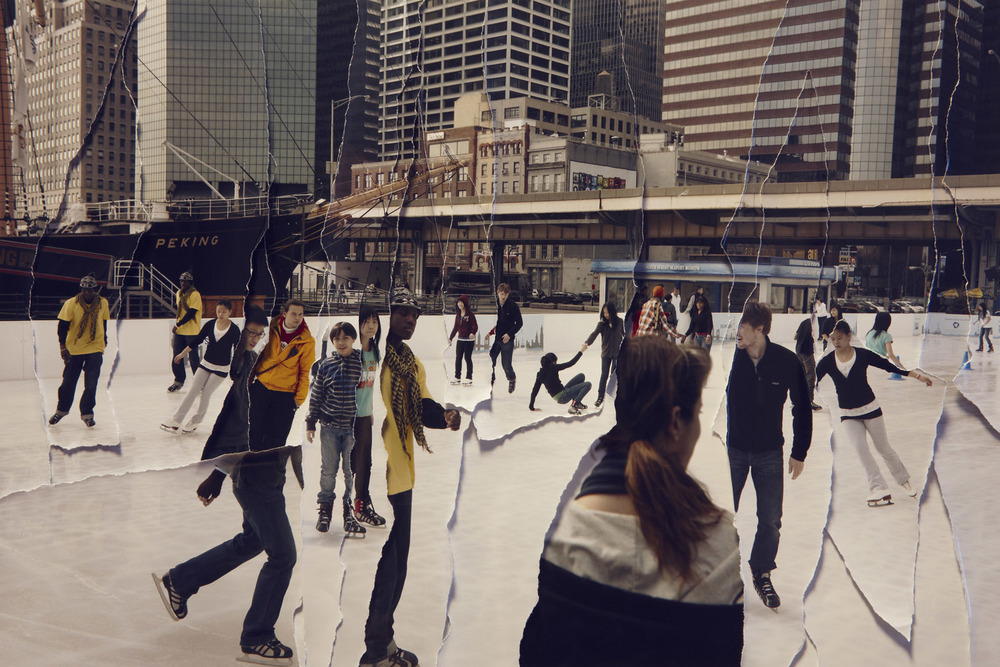 Time (Seaport Ice)