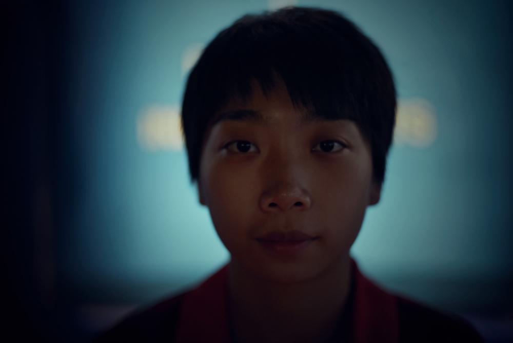 Jennifer Yue Wu for Jock
