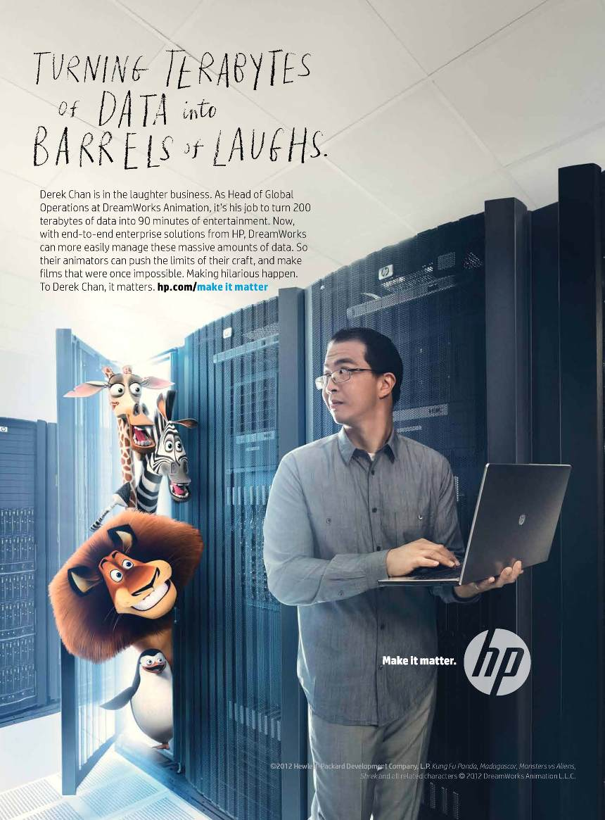 HP: Make it matter