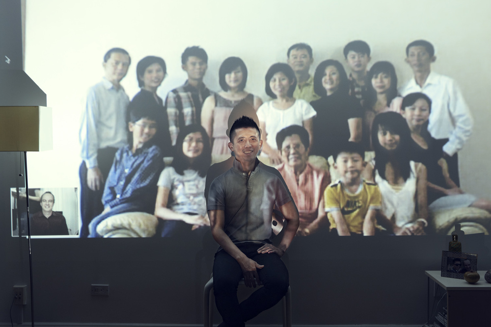 Yeo family (New York, Sengkang)