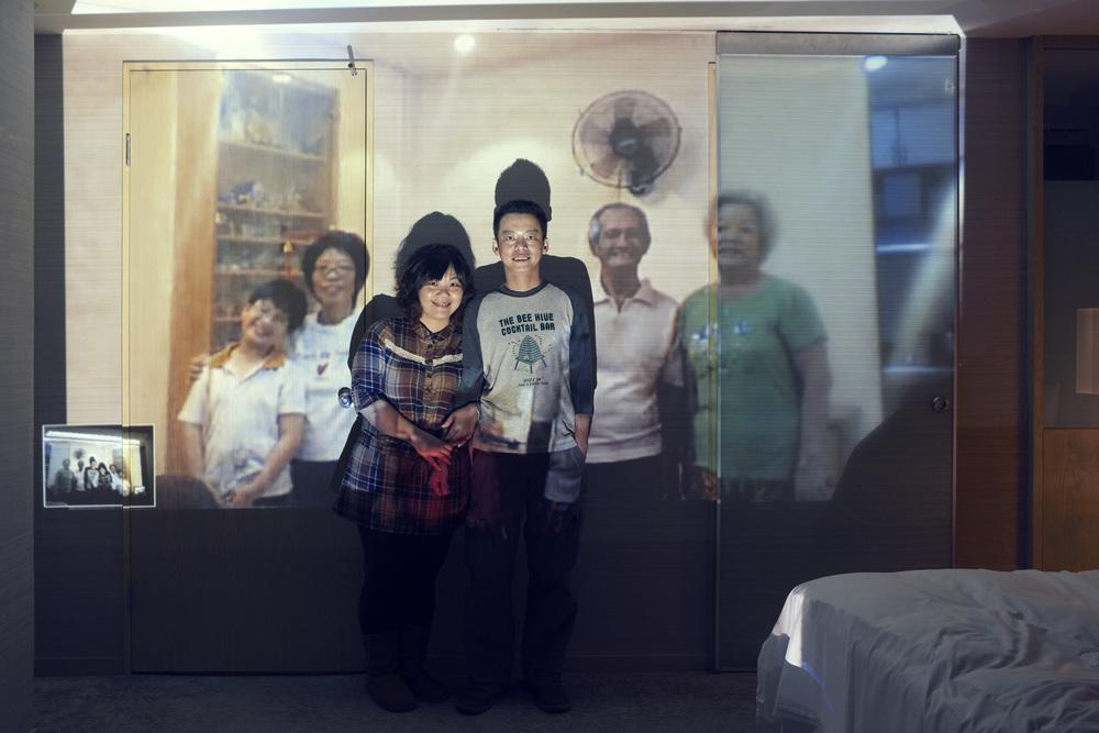 Kan family (Taipei, Bukit Panjang)