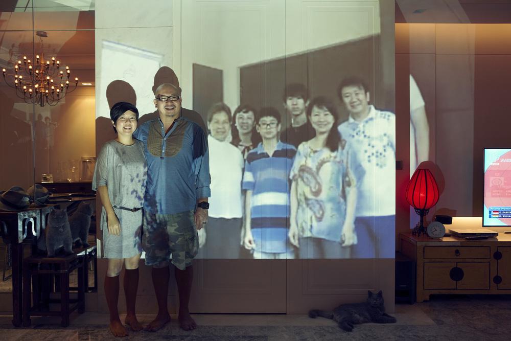 Yeo family (Shanghai, Siglap)