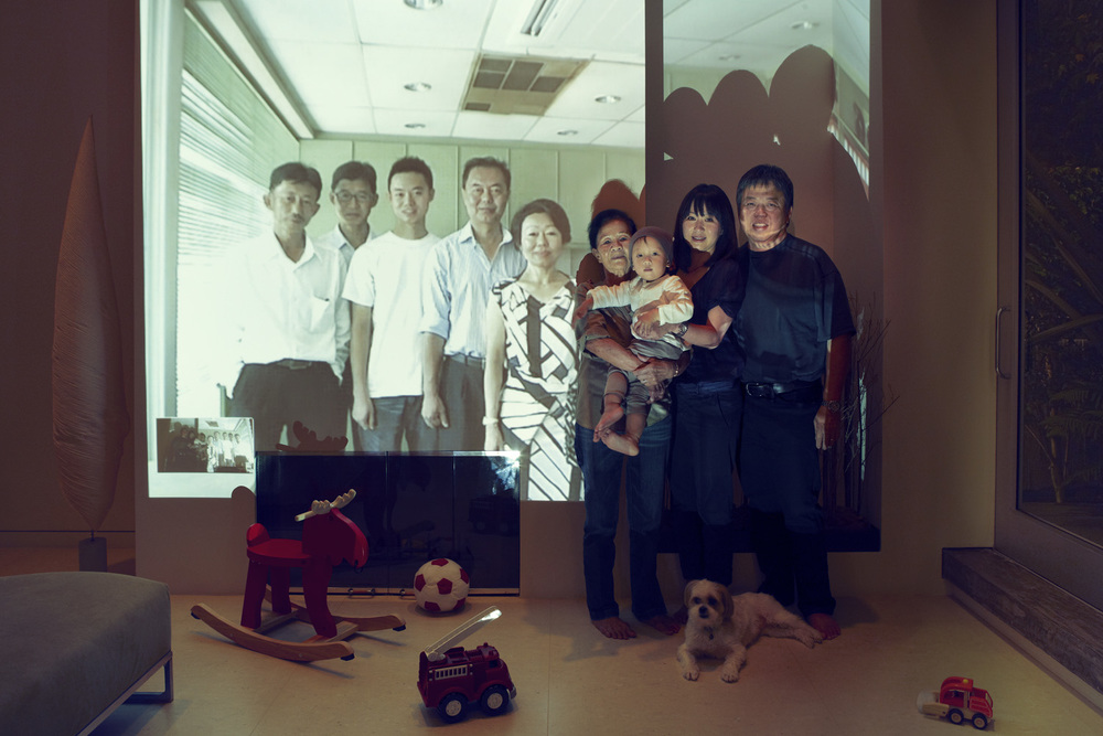 Choo family (Los Angeles, Serangoon)